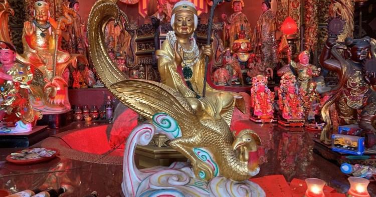 南化葫蘆山驪山老母宮|南化烏山風景區寺廟參拜一日遊!