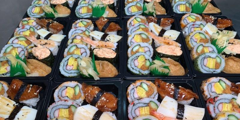 御珍坊平價現炒|防疫期間外帶美食推薦,新推出每日限量百元壽司便當,晚上時段限定供應!