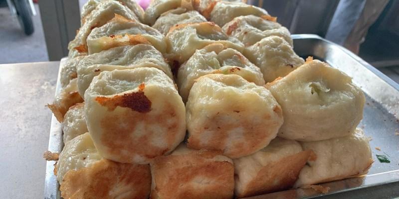 邱記阿來水煎包 台南點心美食堅持四十年得好味道!