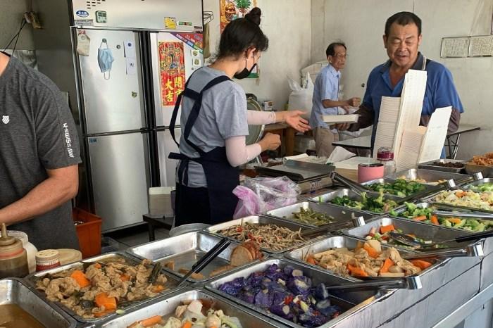 妙音素食|大台南觀光城好吃的素食飯菜小吃店!