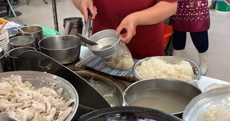 無名鹹粥 台南菜市場美食,在地人推薦超平價早午餐 !