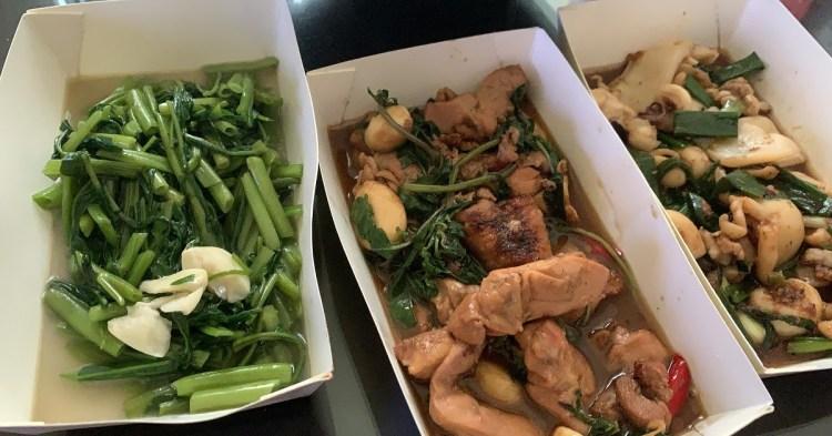 正德街22號現炒 古都老老巷弄美食,新鮮現炒好味道家常的料理!