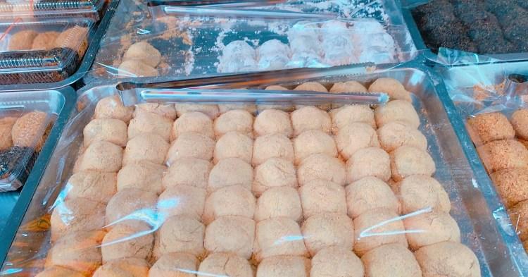 富川麻糬 台南道地傳統小吃,椪餅、麻糬、銅鑼燒、吹雪都超好吃,百吃不膩!