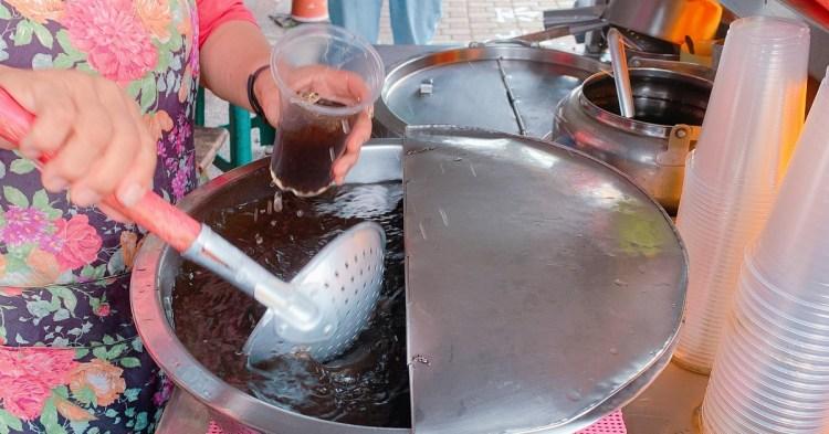 古早味粉圓|最單純的味道,糖水是用純紅糖熬煮的,當日現煮現吃,是很美味的小點心!