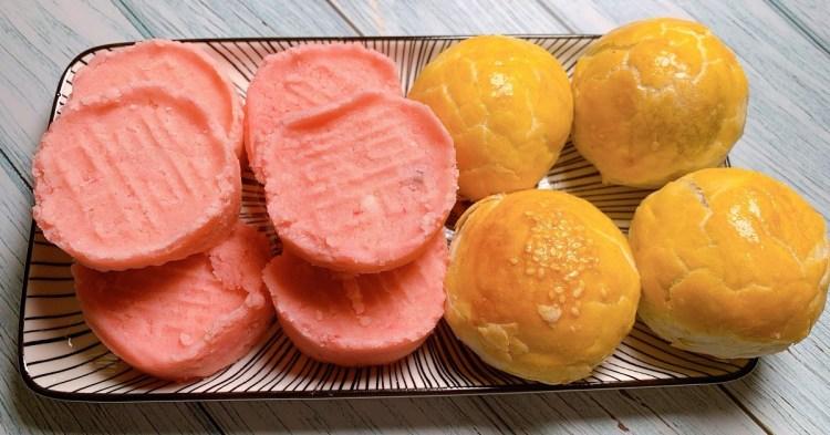 寶來香餅舖|深受府城老顧客喜愛,老台南人都知道水仙宮市場內的古早味的糕餅舖!