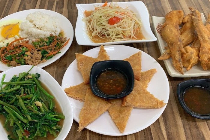 象泰陽泰式料理 道地泰式料理,餐點現點現製作,新鮮好吃,每道菜都十分美味!