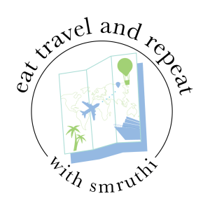 eat travel and repeat logo