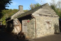 St Fagan's: cottage