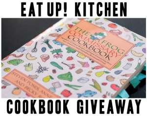 Frog Commissary Cookbook Giveaway