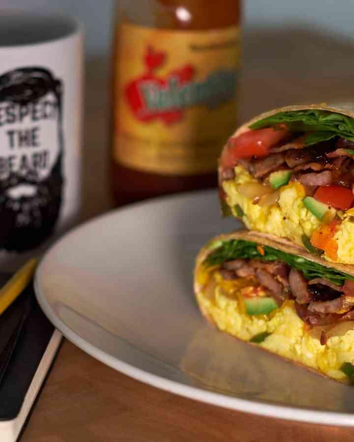 Ultimate Breakfast Burrito