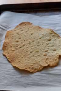 Flatbread Sage Crackers