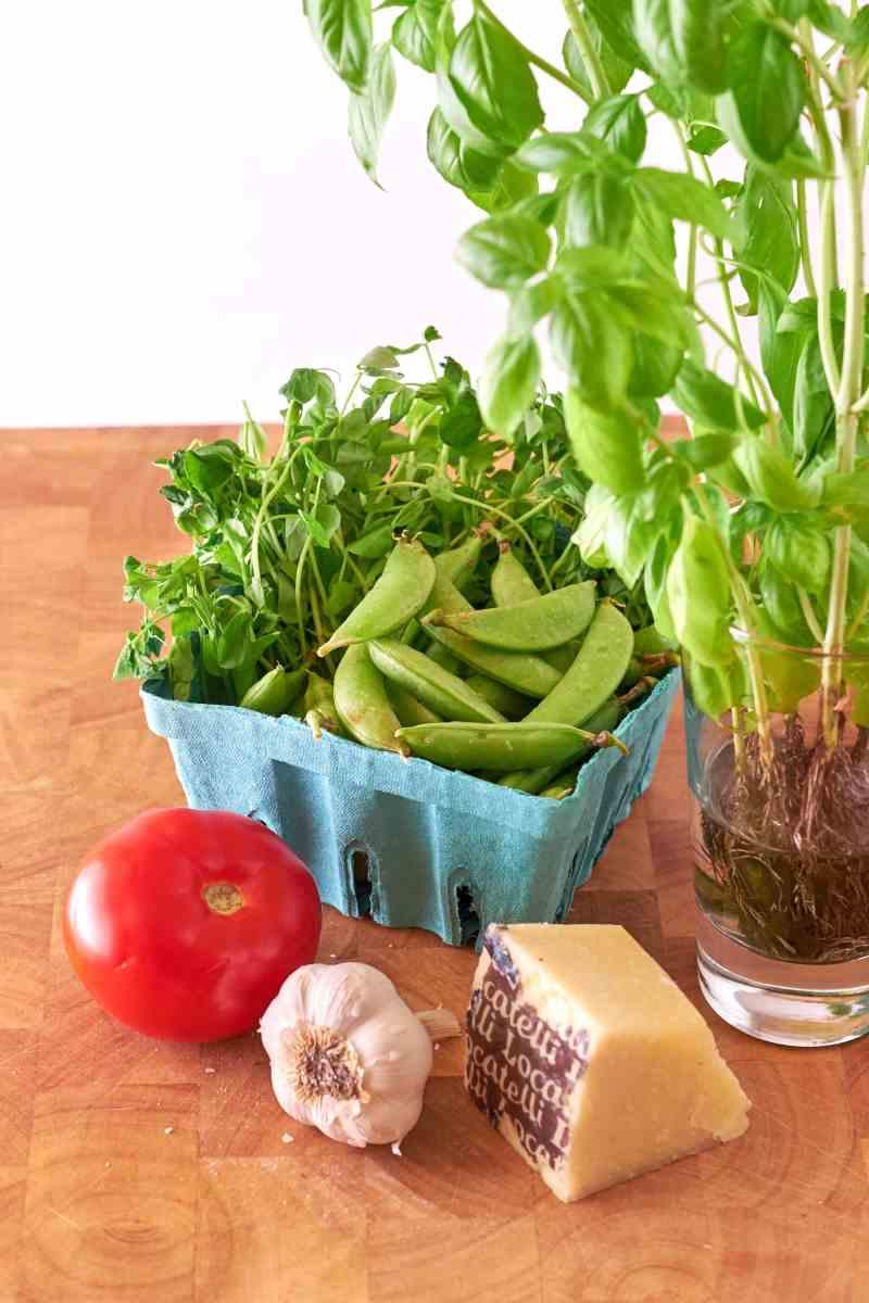 Vegetable Primavera