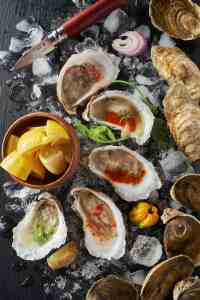 Toppings for Oysters