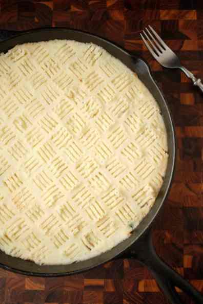 Traditional Shepherd's Pie