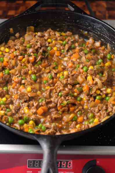 Traditional Shepherd's Pie