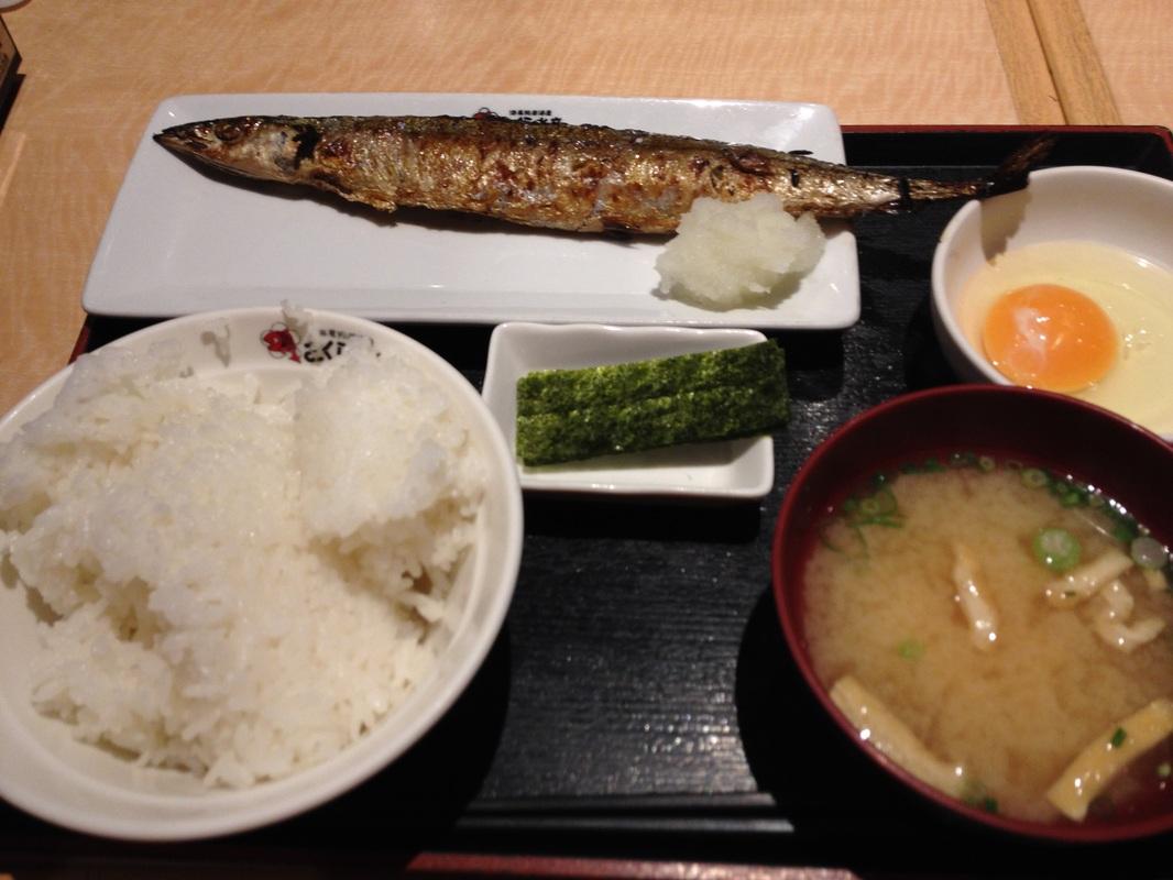 Sanma(さんま)/Pacific Saury