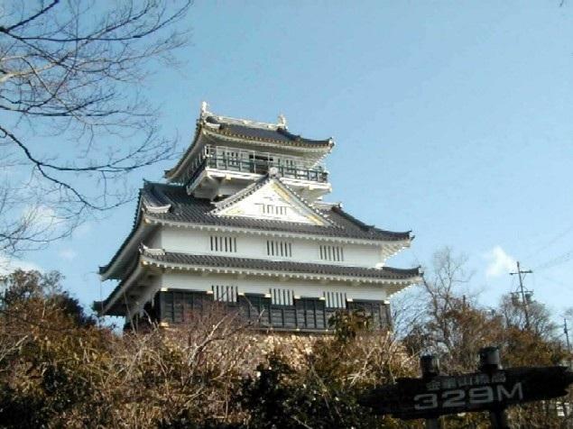 GIfu Castle(岐阜城)