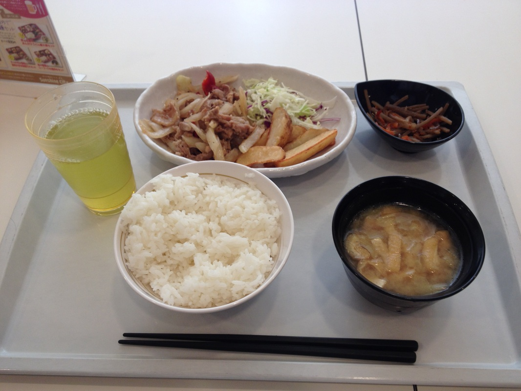 Sun's Kitchen(Lunch:660 yen)