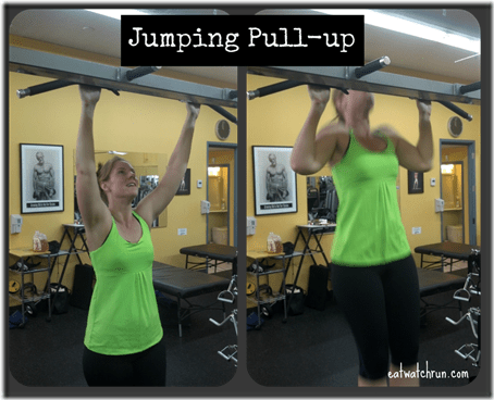 Jumping Pullup