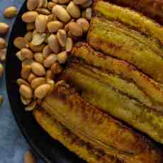 Boli Roasted Plantain