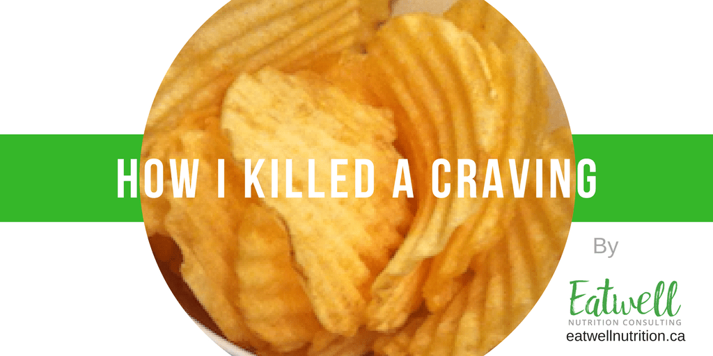 How I Killed A Craving