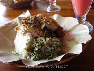 Ibu Oka babi guling, Ubud
