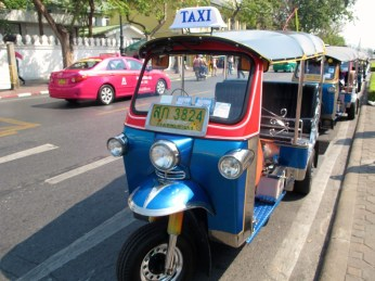 Bangkok, que faie en une journée