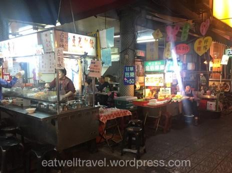 Weekend a Taipei - Shilin night market