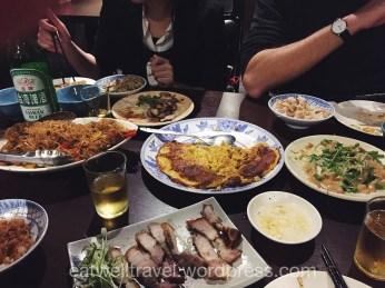 Weekend a Taipei - James' Kitchen
