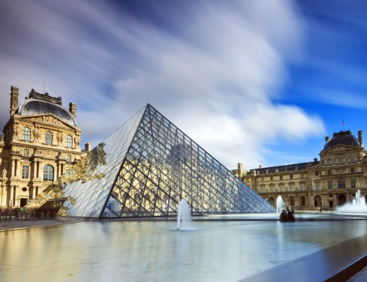 Famous Museum Attractions In France