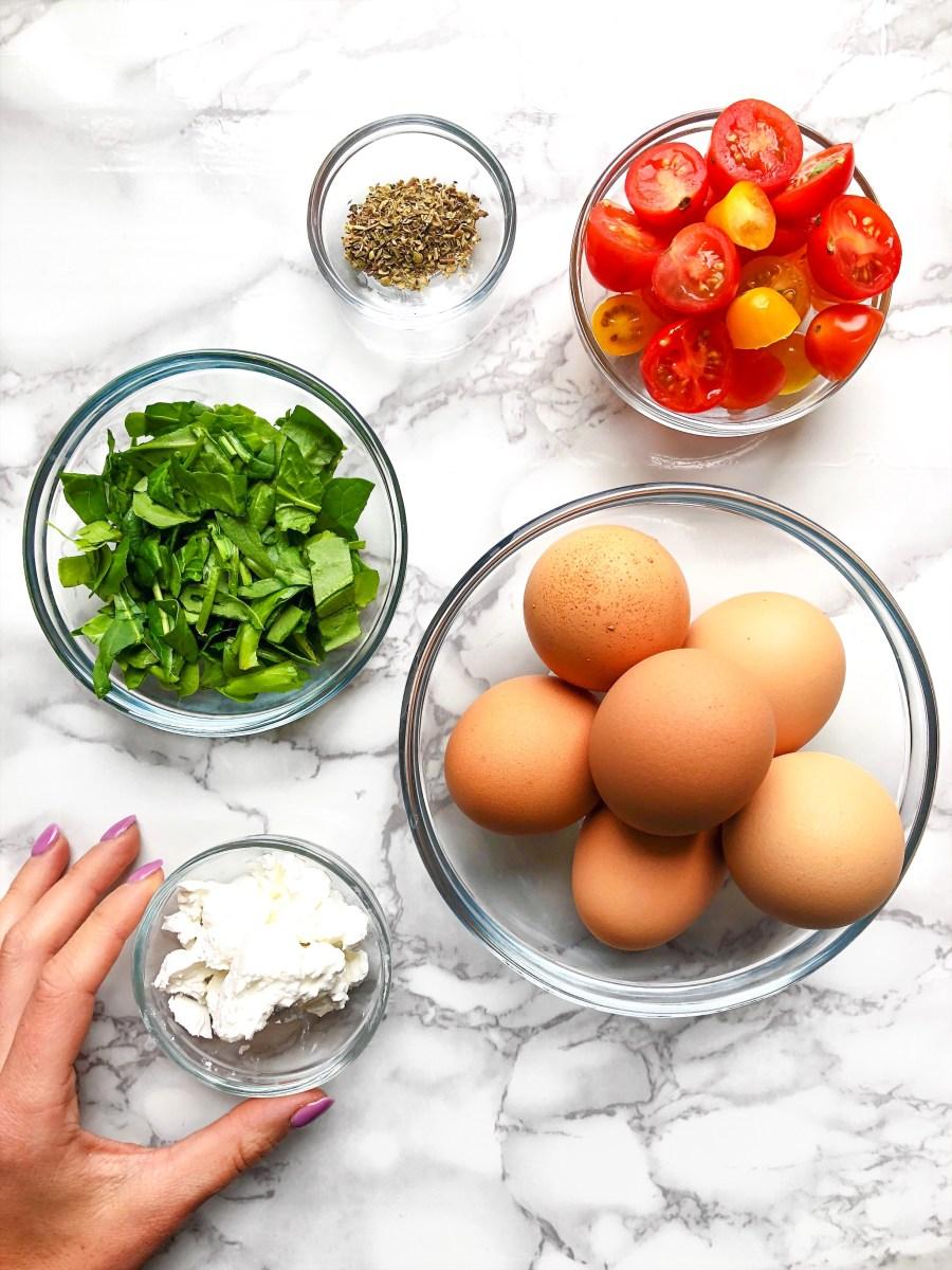 Mini Omelet Egg Muffins