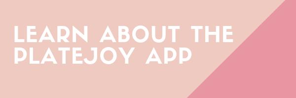 Platejoy App