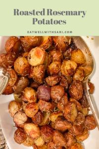 Roasted Potatoes Pin