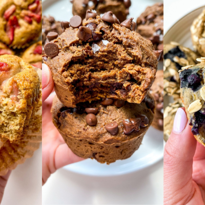 15 Munchable Muffin Recipes!