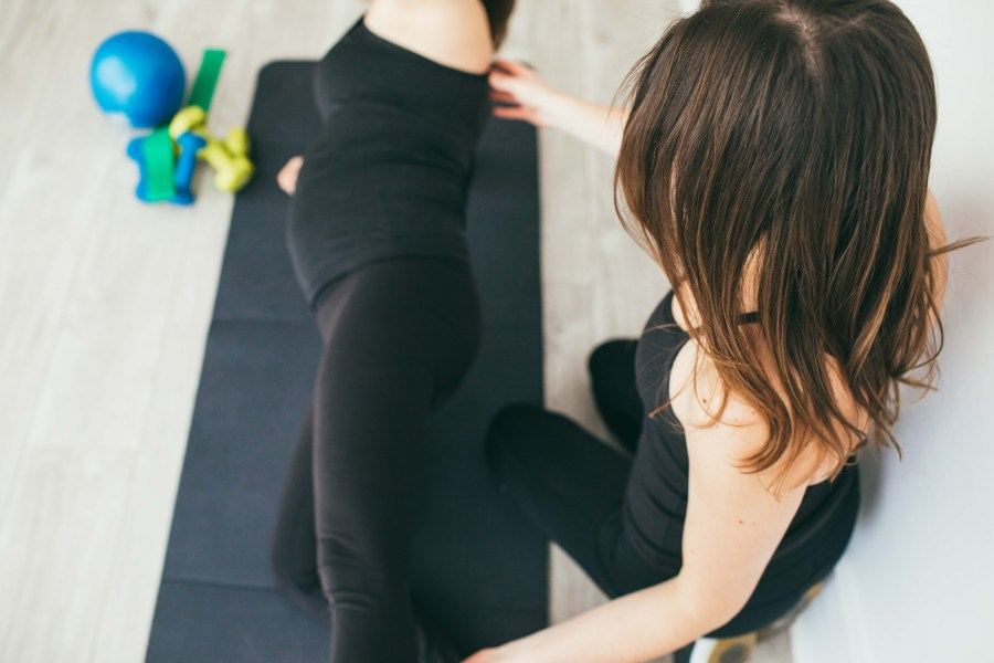 Pregnancy & Exercise: What you need to know!