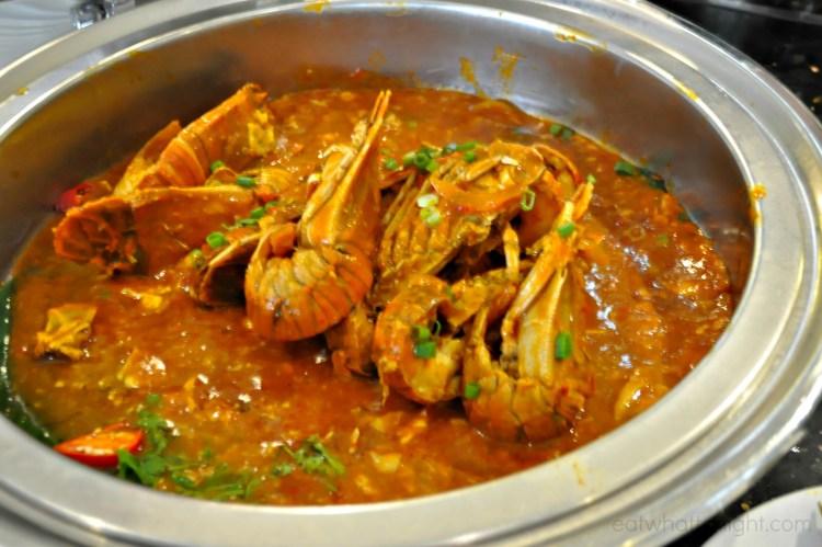 Chilli Crayfish