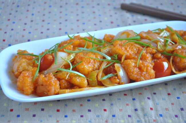 Sweet & Sour Fish_5