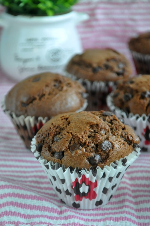 Double Chocolate Muffins_1