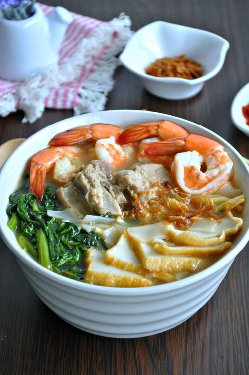 Hokkien Prawn Noodle Soup_6