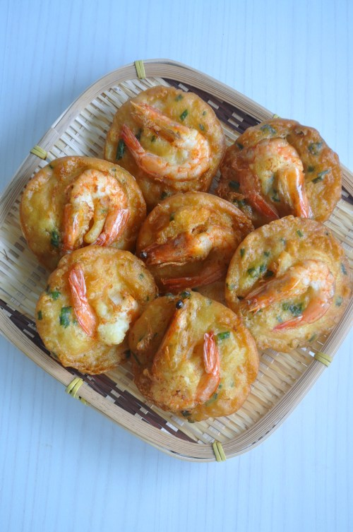 Prawn Fritters4