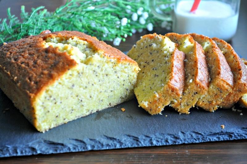 Chia Seeds Pound Cake_5