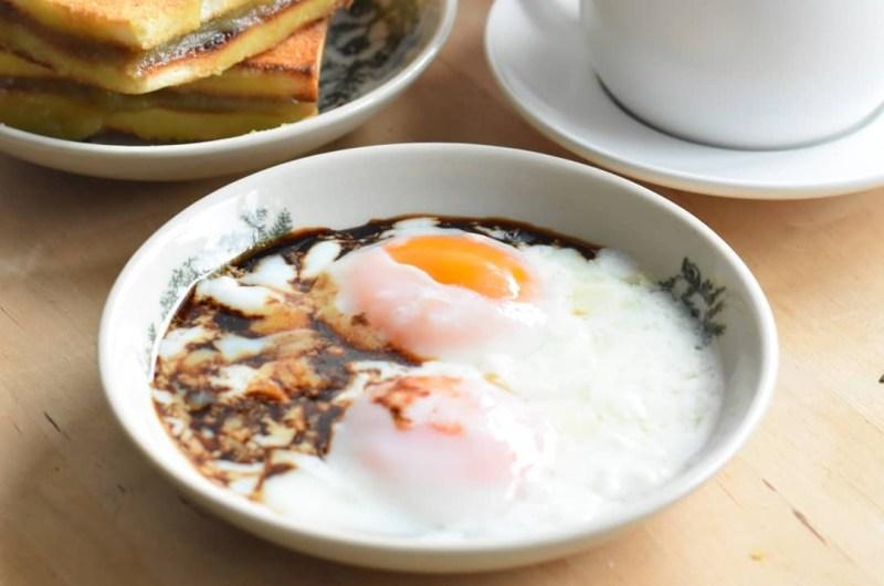 Soft Boiled Eggs 半生熟鸡蛋