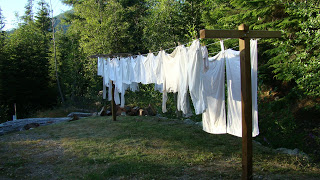 The Laundry Line