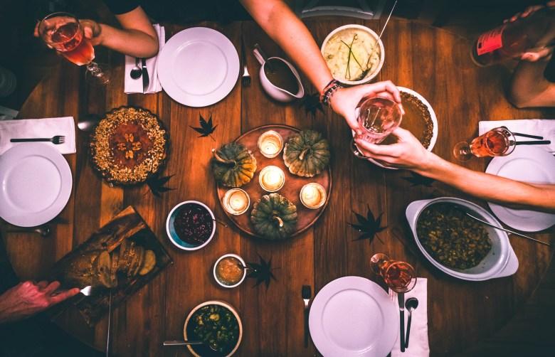 Plant-Based Vegan Thanksgiving/Christmas Feast