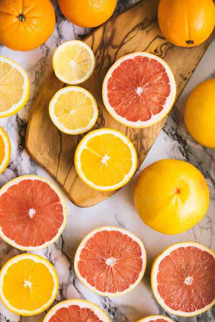 Citrus is one of my favorite foods to include in my top tips for clear skin!