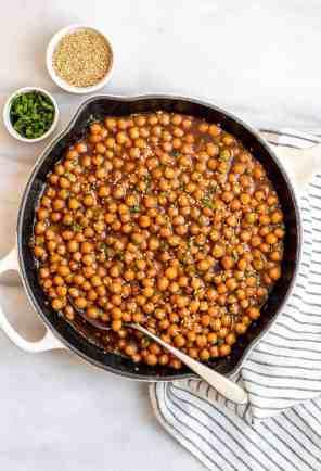 25 Easy Vegan Chickpea Recipes