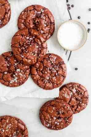 Best Ever Brownie Cookies