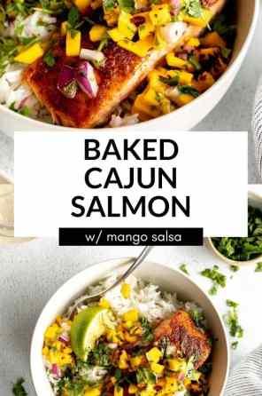 cajun salmon pin