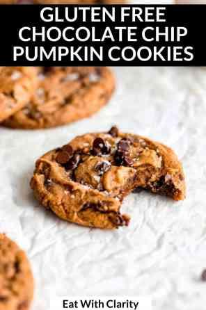 pumpkin cookies pin
