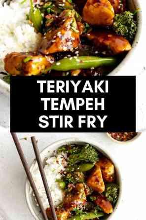 tempeh stir fry pin
